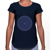 String Theory Globe w/ Back print Womens
