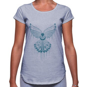String Theory Flox (Blue) w/ Back print Womens