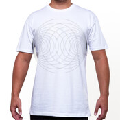 String Theory Sphere w/ Back Print Mens